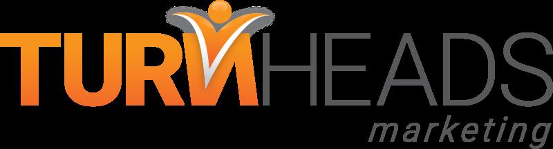 turnheads marketing logo